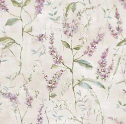 """🔹 RoomMates Floral Sprig Peel and Stick Wallpaper 20.5"""""""