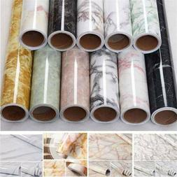 Marble Contact Paper Self Adhesive Peel & Stick Wallpaper PV