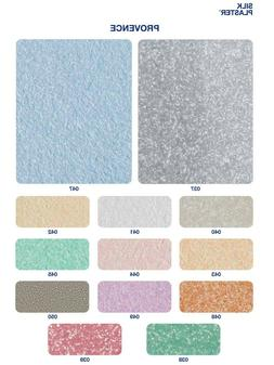 Silk Plaster - Provence Collection - Authentic Silk Plaster