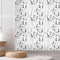 Self-Adhesive Wall Stickers Decal Wallpaper Mural Living Roo