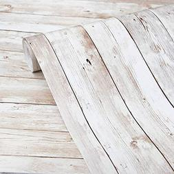 """Wood Contact Paper 17.71"""" X 118"""" Self-Adhesive Removable Woo"""